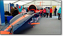 Bloodhound at Swansea