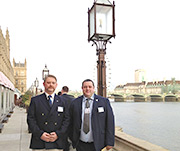 David Ingleston at House of Lords