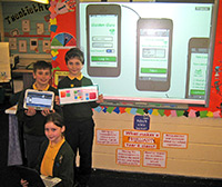 Apps for Good at Raglan VC Primary School