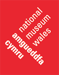 National Mueseum of Wales logo