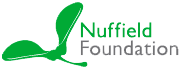 Nuffiled Foundation logo