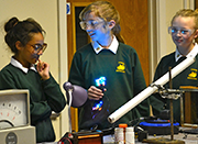 Science and Energy demonstrations from the RSC