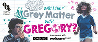 What's the Grey Matter with Gregory?